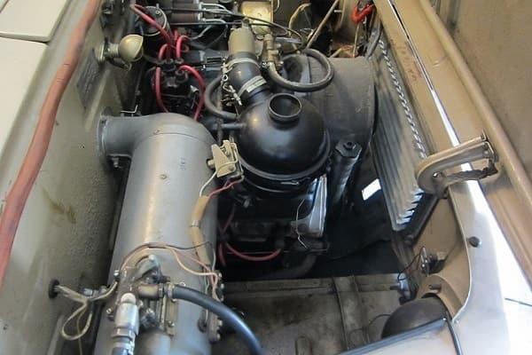 Двигатель ЛуАЗ-969М «Волынь»