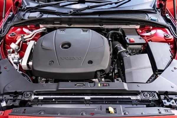 Двигатель Volvo S60 2019