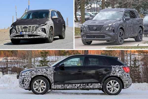 Компактные кроссоверы 2020 года: Hyundai Tucson, Nissan X-Trail, Audi Q2