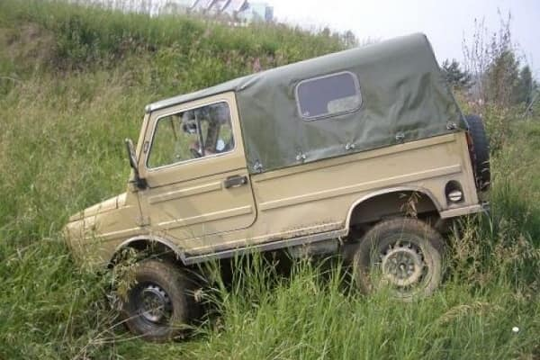 ЛуАЗ-969М «Волынь»