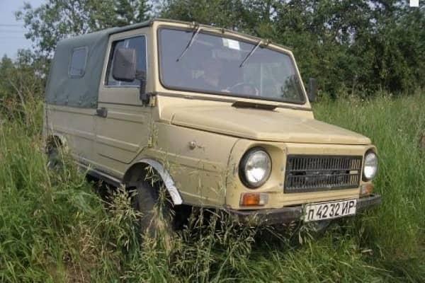 ЛуАЗ-969М «Волынь» 1990 года
