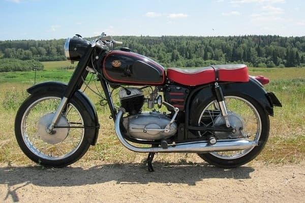 Мотоцикл Pannonia T1