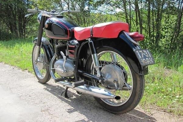 Pannonia 250 T1 1958 года