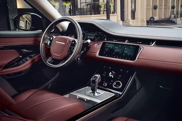 Салон Range Rover Evoque 2019