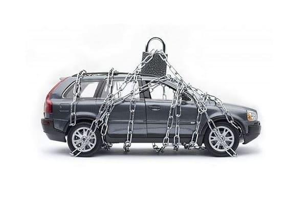 Как защитить машину от угона на 100%