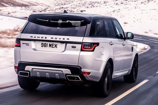Кроссовер Range Rover Sport HST