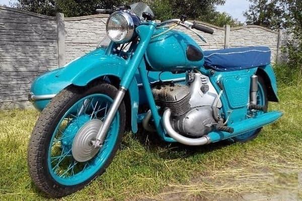 Мотоцикл ИЖ Юпитер 1964 года