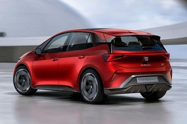 Электромобили 2020 года: Mercedes-Benz EQB, Seat el-Born, Volkswagen ID4