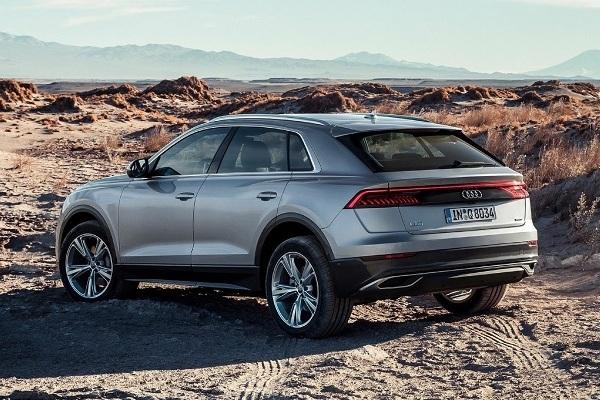 Audi Q8 2019 года