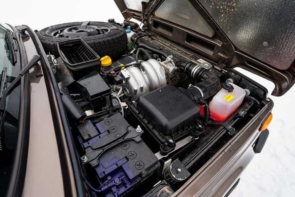 Двигатель LADA 4х4