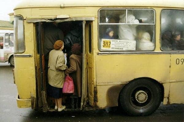 Гнилой автобус