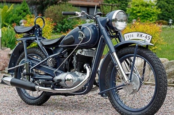 ИЖ-49 1956 года