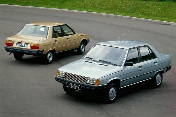 Renault 9 1982 года