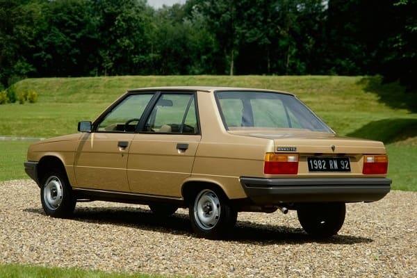Renault 9 1982