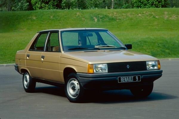 Седан Renault 9 1982 года