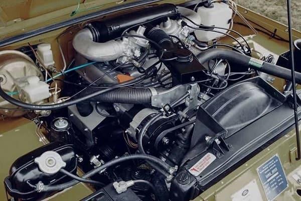 Двигатель Range Rover Classic