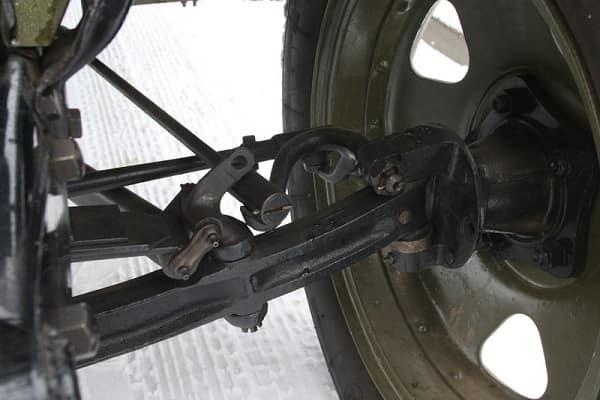 Подвеска ГАЗ-ММ