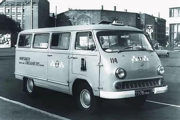 РАФ-977 такси