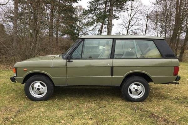 Внедорожник Range Rover Classic