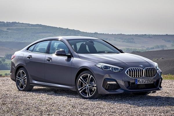 BMW 2 Series 2019 года