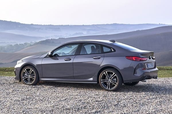 BMW 2 Series Gran Coupe 2019 года