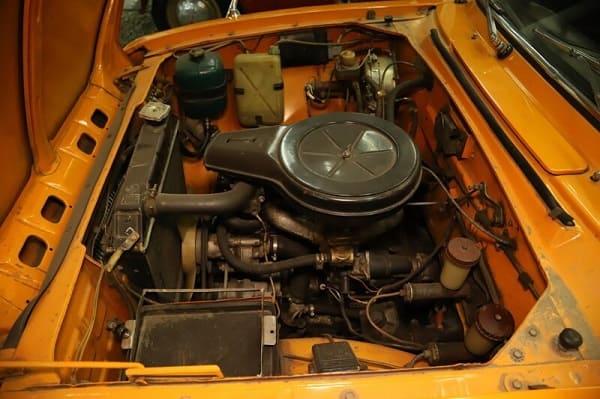Двигатель ИЖ 2125 Комби