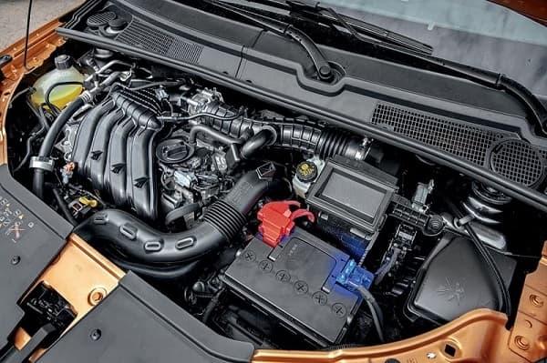 Двигатель LADA XRAY Cross с вариатором