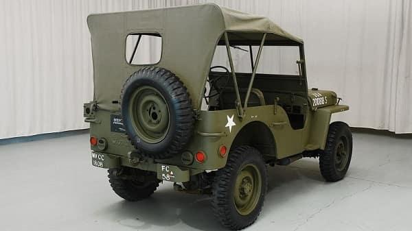 Джип Ford GPW