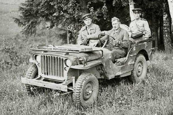 Ford GPW 1943