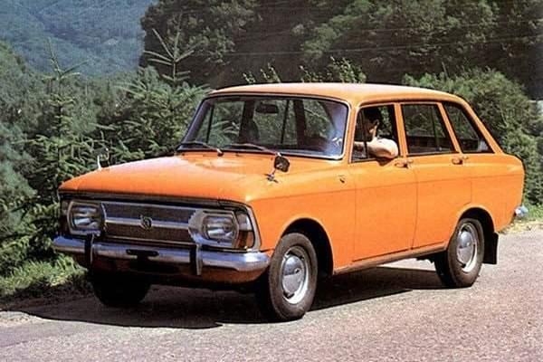 ИЖ-2125 «Комби» 1980 года