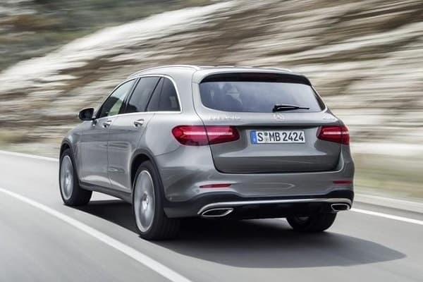 Mercedes-Benz GLC 2020 года