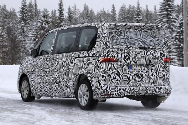 Volkswagen Transporter 2021 года