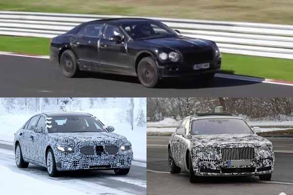 Автомобили представительского класса 2020 года-min