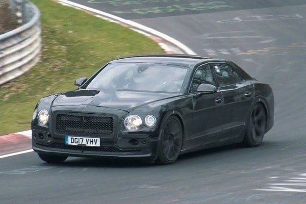 Bentley Continental Flying Spur 2020-min