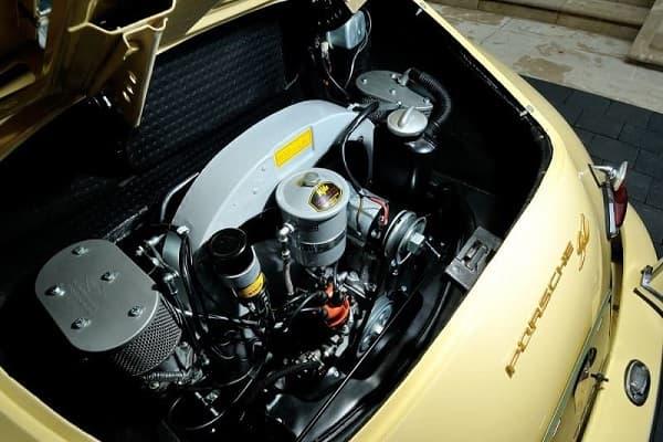 Двигатель Porsche 356 SC 1964 года