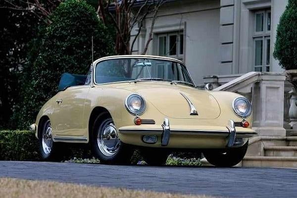Porsche 356 SC 1964 года