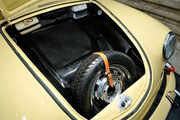 Запаска Porsche 356 SC
