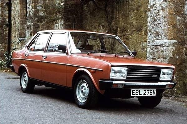 Fiat 131 Mirafiori 1982 года