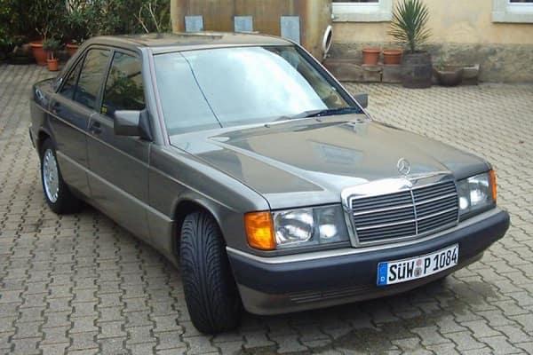 Mercedes-Benz W201 1989 года