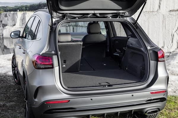 Багажник Mercedes-Benz GLA 2 поколение