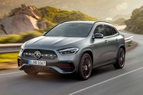 Mercedes-Benz GLA 2020 года (2 поколение) – комплектация, характеристики, цена