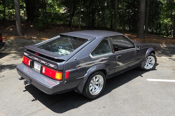 Toyota Supra 1986 года