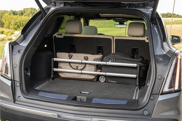 Багажник Cadillac XT5 2020 года