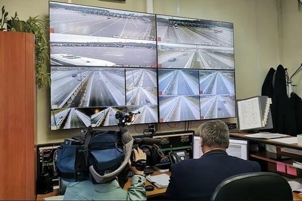 Диспетчерская центра управления