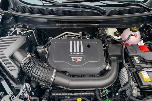 Двигатель Cadillac XT5 2020 года