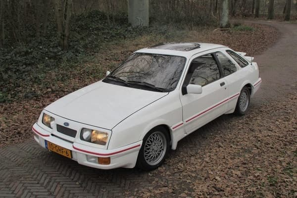 Ford Sierra XR4 1985 года