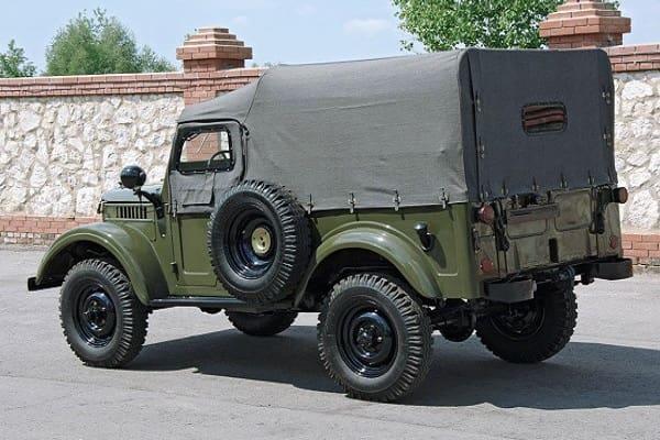 ГАЗ-69 1968 года