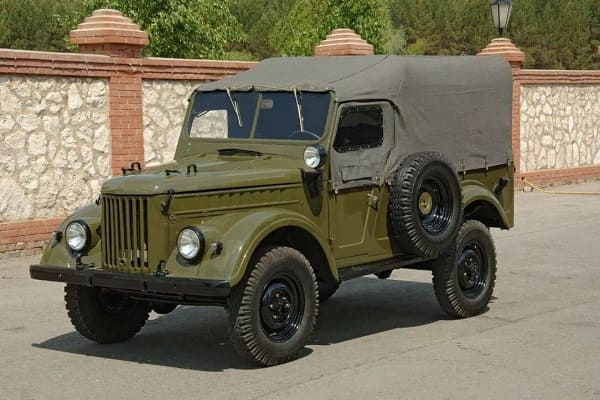 ГАЗ-69 1968