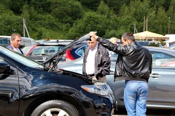 Помощь при подборе подержанного автомобиля