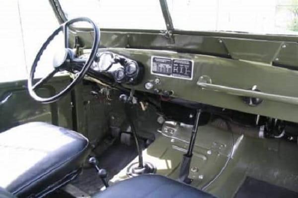 Салон-ГАЗ-69